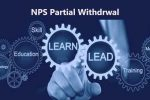 Partial Withdrawal from NPS for Self skill development - PFRDA Circular Dated 24.5.2018