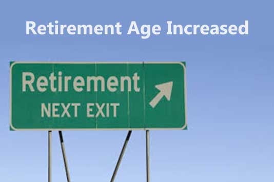 Retirement Age increased to TN Govt Employees